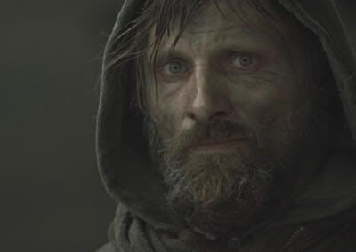 "Viggo Mortensen en ""La Carretera"" (""The Road"", 2009)"