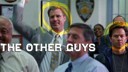 "Will Ferrell en ""Los Otros Dos"" (""The Other Guys"", 2010)"