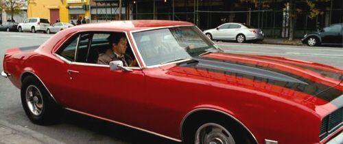 """Chevrolet Camaro en """"Los Otros Dos"""" (""""The Other Guys"""", 2010)"""