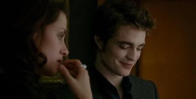 "Edward y Bella en ""Luna Nueva"" (""New Moon"", 2009)"