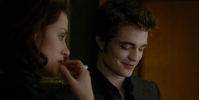 """Edward y Bella en """"Luna Nueva"""" (""""New Moon"""", 2009)"""