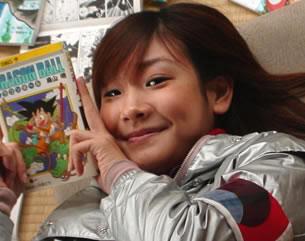 "Yoshimi Kanai (金井佳美さん), Masako en ""Otaku"" de Cuatrosfera"