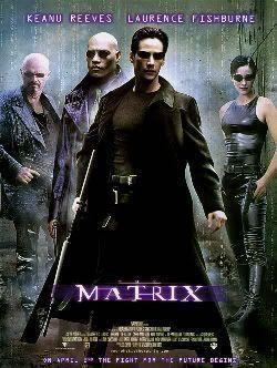 Cartel de la película Matrix