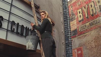 """Shosanna en su cine. """"Malditos Bastardos"""" (""""Inglourious Basterds"""", 2009), de Quentin Tarantino"""