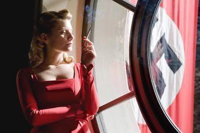 "La guapa Mélanie Laurent en ""Malditos Bastardos"" (""Inglourious Basterds"", 2009), de Quentin Tarantino"