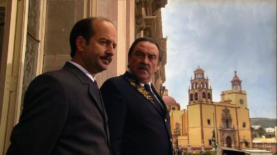 "Pedro Armendáriz en ""El Mexicano"" (""Once Upon a Time in Mexico"", 2003)"