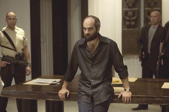 """Luis Tosar en """"Corrupción en Miami"""" (""""Miami Vice"""", 2006)"""