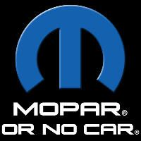 Mopar or no car logo