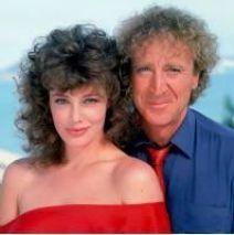 """Kelly y Gene en """"La mujer de rojo"""" (1984)"""