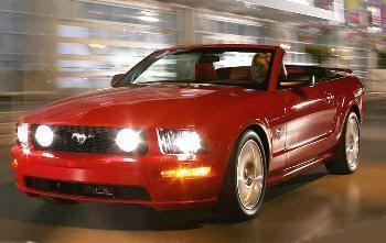 Mustang modelo 2009