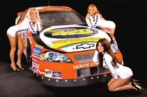 Chevrolet Montecarlo en NASCAR