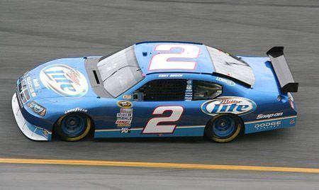 Dodge Charger en las carreras de la NASCAR