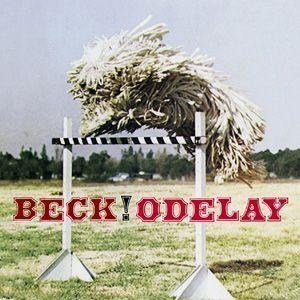 """Komondor en la portada del """"Odelay"""" de Beck"""