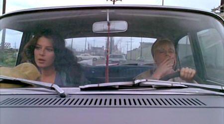 """Las """"cazadoras"""". """"Oficial y caballero"""" (""""An Officer and a Gentleman"""", 1982)"""