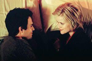 "Mark Ruffalo y Reese Witherspoon en ""Ojalá Fuera Cierto"" (""Just Like Heaven"", 2005)"