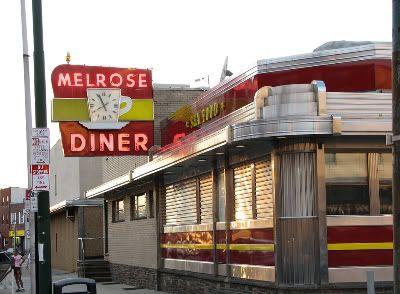 Melrose Dinner