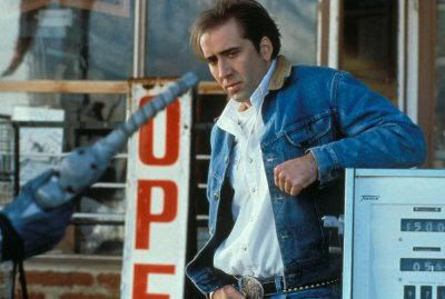 "Nicolas Cage en ""Red Rock West"" (John Dahl, 1993)"