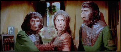 """Regreso al Planeta de los Simios"" (""Beneath the Planet of the Apes"", 1970)"