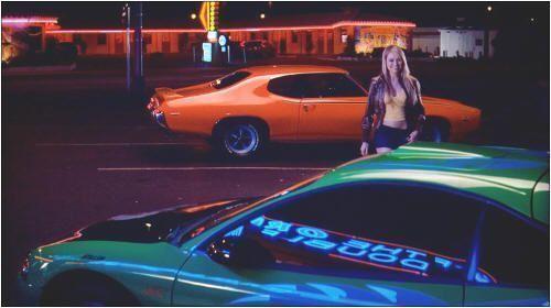"""Pontiac GTO del '69 en """"Sex Drive"""" (2008)"""