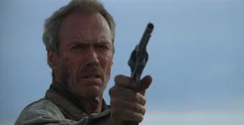 """Clint Eastwood en """"Sin Perdón"""""""