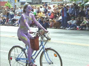 Solstice Parade (Fremont, Seattle)