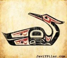 El somorgujo. Mitología del noroeste de los Estados Unidos.