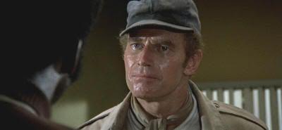 """Charlton Heston en """"Cuando el destino nos alcance"""" (""""Soylent Green"""", 1973)"""