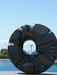 Space Needle desde Volunteer Park (Seattle)