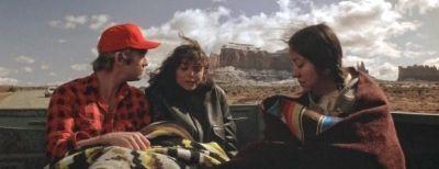 """Monument Valley en """"Starman"""" (John Carpenter, 1984)"""