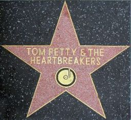 Estrella de Tom Petty en el Paseo de la Fama (Hollywood, Los Angeles)
