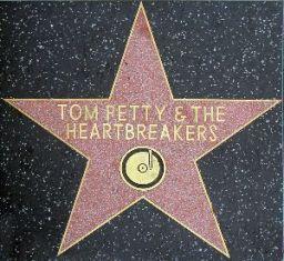Estrella de Tom Petty en el Paseo de la Fama (Hollywood, Los Angeles)