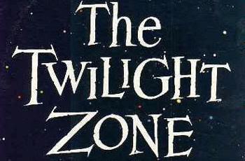 """Imagen del comienzo de """"Dimensión Desconocida"""" (""""Twilight Zone"""")"""