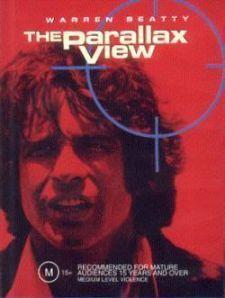 """Cartel de """"El Último testigo"""" (""""The Parallax View"""", 1974)"""