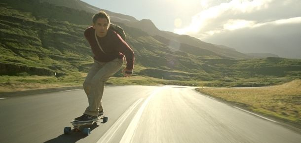 """La Vida Secreta de Walter Mitty"" (""The Secret Life Of Walter Mitty"", 2013)"