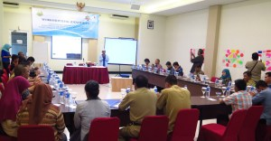 Suasana Workshop Hasil Identifikasi