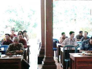 Pertemuan Bersama Masyarakat Desa Putat dan Perangkat Desa