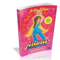 Alana 4 Bolivudski snovi - Arlin Filips - Javor izdavastvo