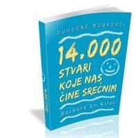 14000 stvari koje nas čine srećnim - Barbara En Kifer - Javor izdavastvo