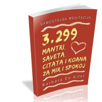3299 Mantri saveta citata - Barbara En Kifer - Javor izdavastvo