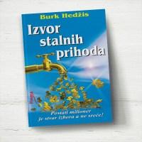 Izvor stalnih prihoda - Burk Hedžis - Javor izdavastvo