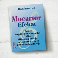 Mocartov efekat - Don Kembel - Javor izdavastvo - Za svakoga po nesto
