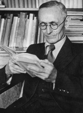 Herman Hese - Hermann Hesse - Biografija - O piscu