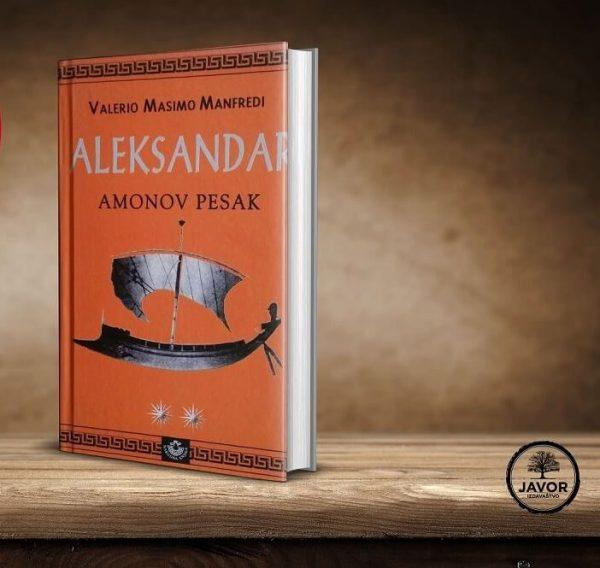 Aleksandar Amonov pesak - Valerio Masimo Manfredi