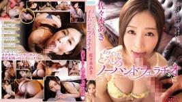 PGD-903 HD Uncensored Aki Sasaki Contact Ji Harbour Stewing No Hand Fellatio