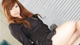 Jav Uncensored Rika Kikukawa Female office worker