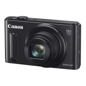 مواصفات واسعار كاميرا كانون Canon PowerShot SX610 HS
