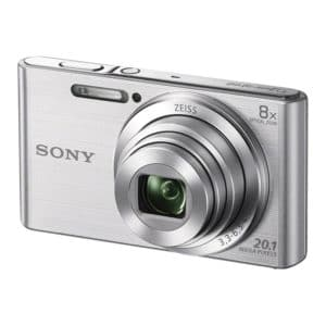 مواصفات واسعار كاميرا سوني Sony DSC-W830 20.1 MP