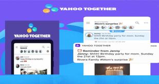 ياهوو تعود للمنافسة بتطبيق المراسلة الجديد Yahoo Together