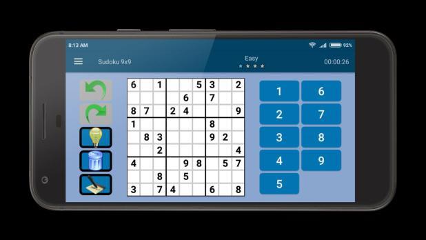 تطبيق Sudoku Free