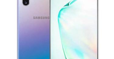 جوال Samsung Galaxy Note 10